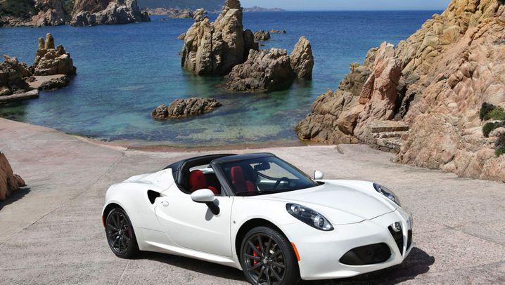 Rückkehr der Roadster: Autos zum Träumen