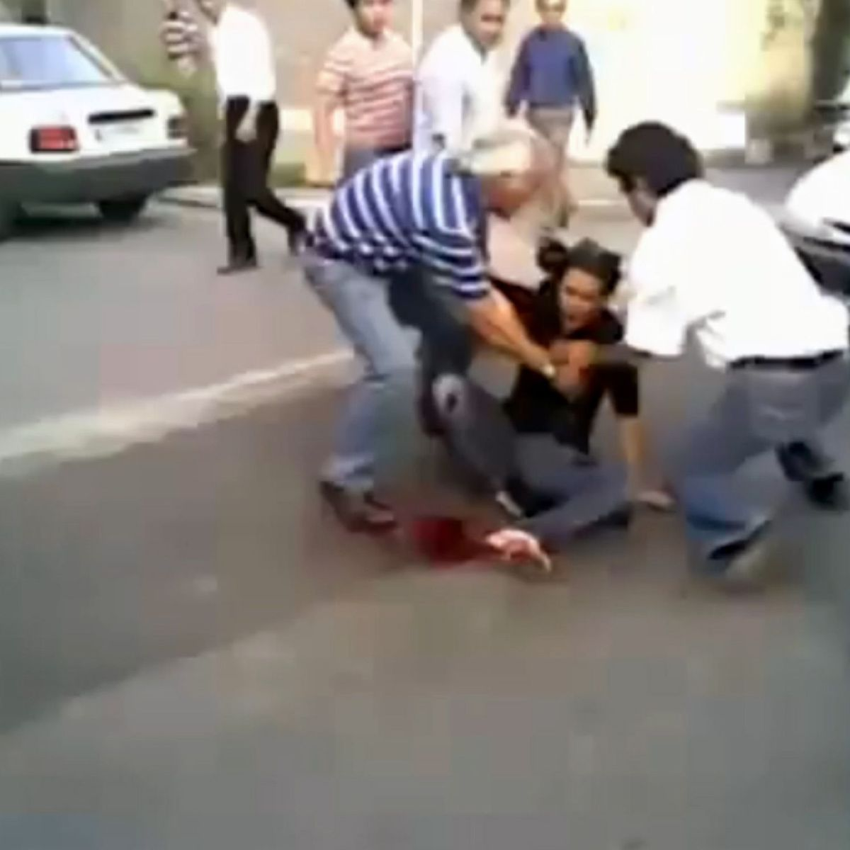Fiance Of Murdered Iranian Protester Neda Freedom Was A Very Big