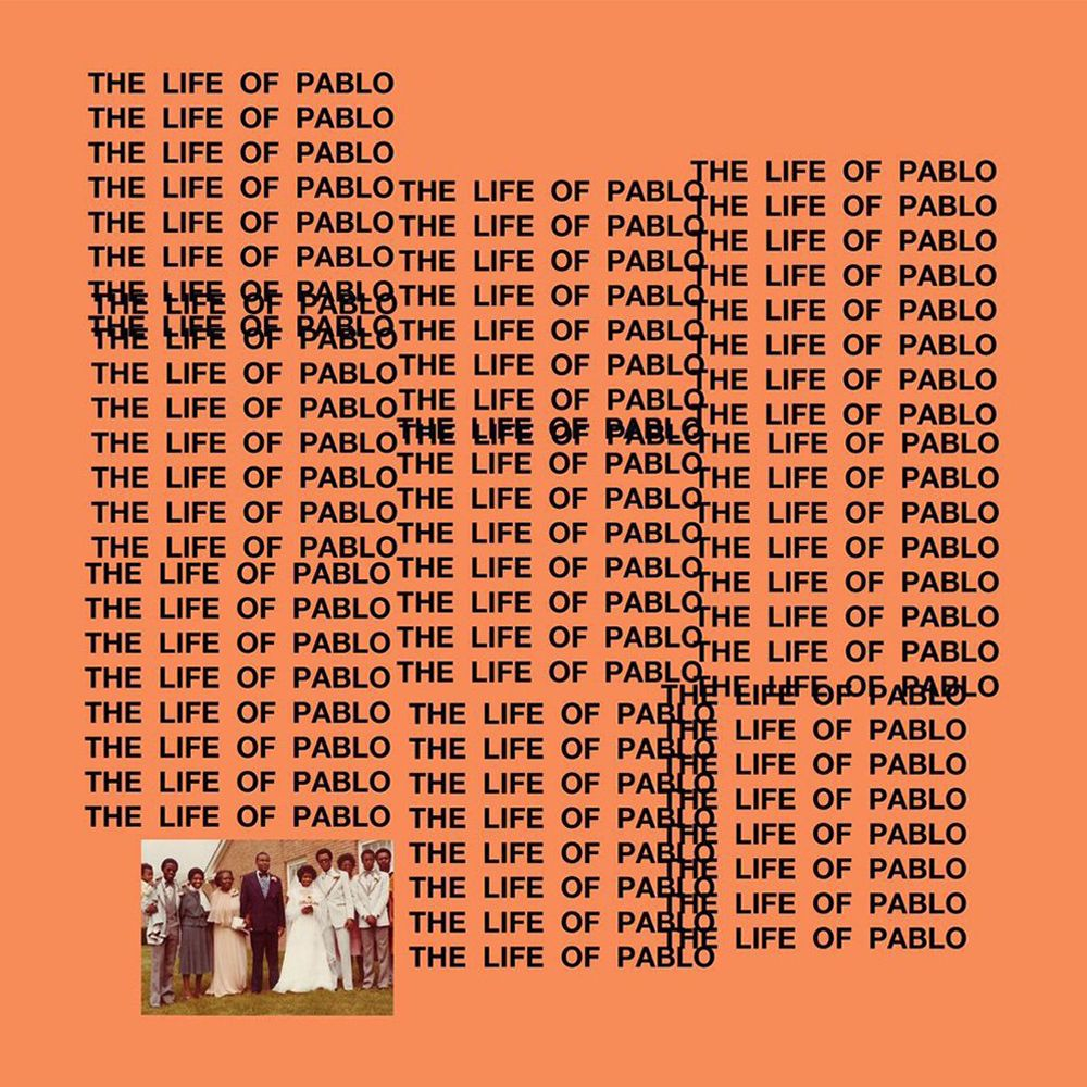 Abgehört/ Kanye West: The Life Of Pablo COVER
