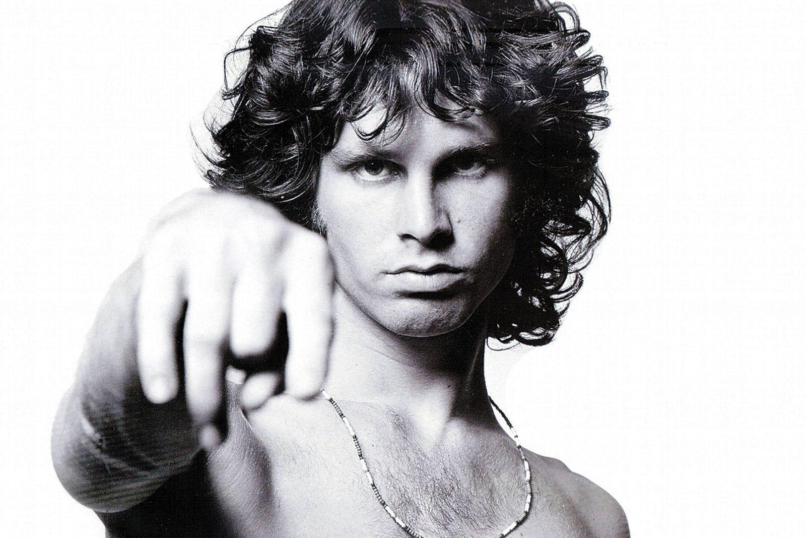 July 09, 2011 - Paris, France - FILE: 1960 s. James Douglas Jim Morrison (December 8, 1943