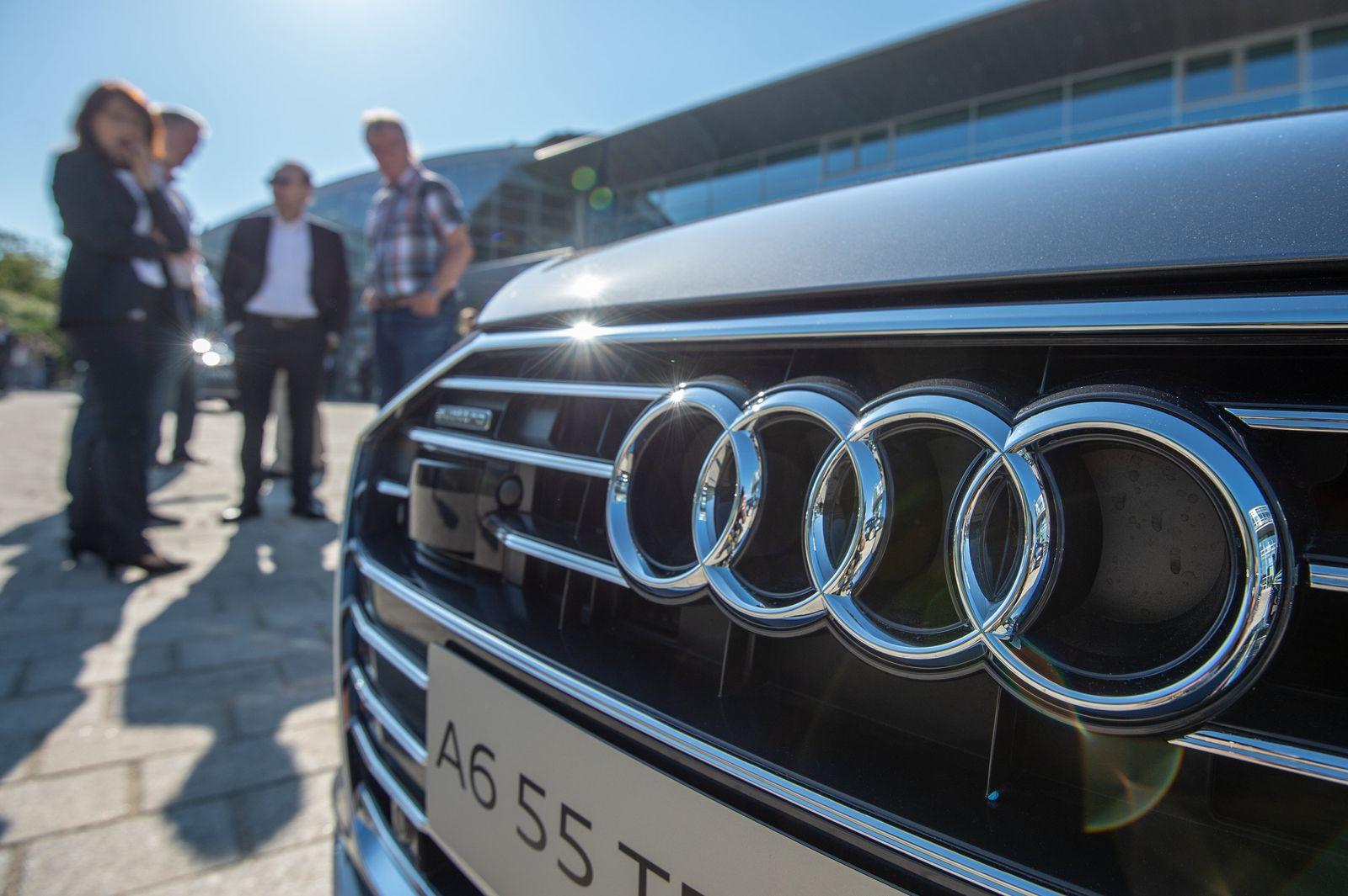 Audi - Hauptversammlung