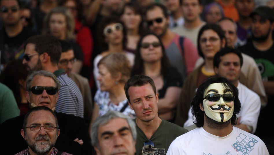 Anonymous-Aktivist: Polizei sucht Unterschied zwischen Hacktivisten und Hackern