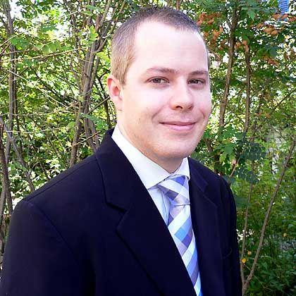 Virenexperte Wüest: Erforscht für Symantec Sicherheitsrisiken
