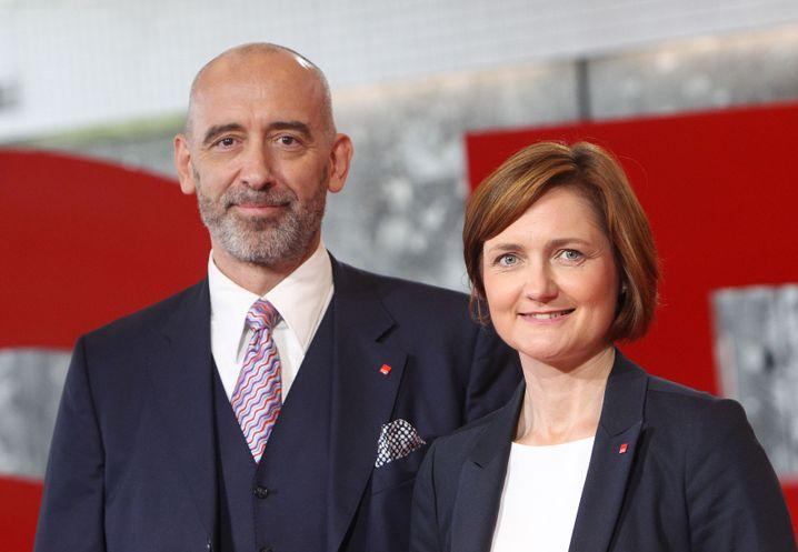 Verzichten: Alexander Ahrens und Simone Lange