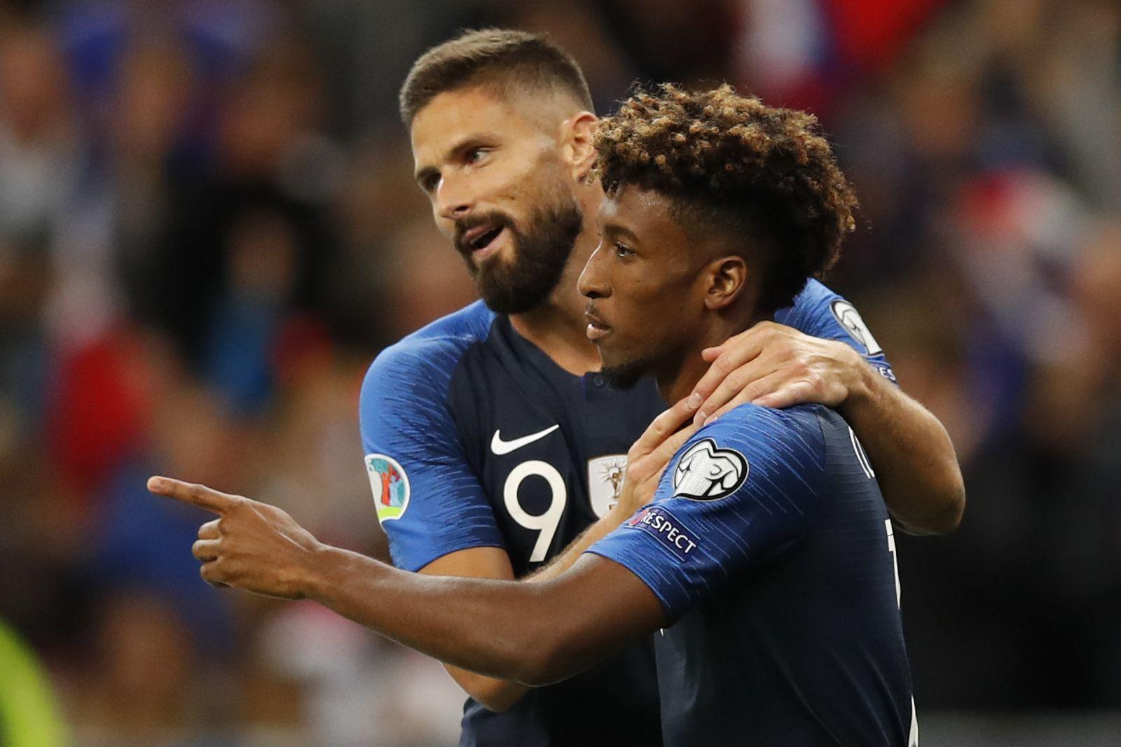 France Albania Euro 2020 Soccer