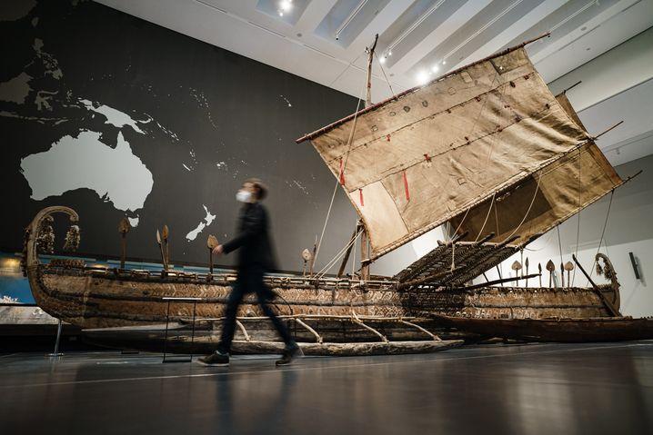 Luf-Boot im Humboldt Forum: »Eben nicht rechtmäßig erworben«