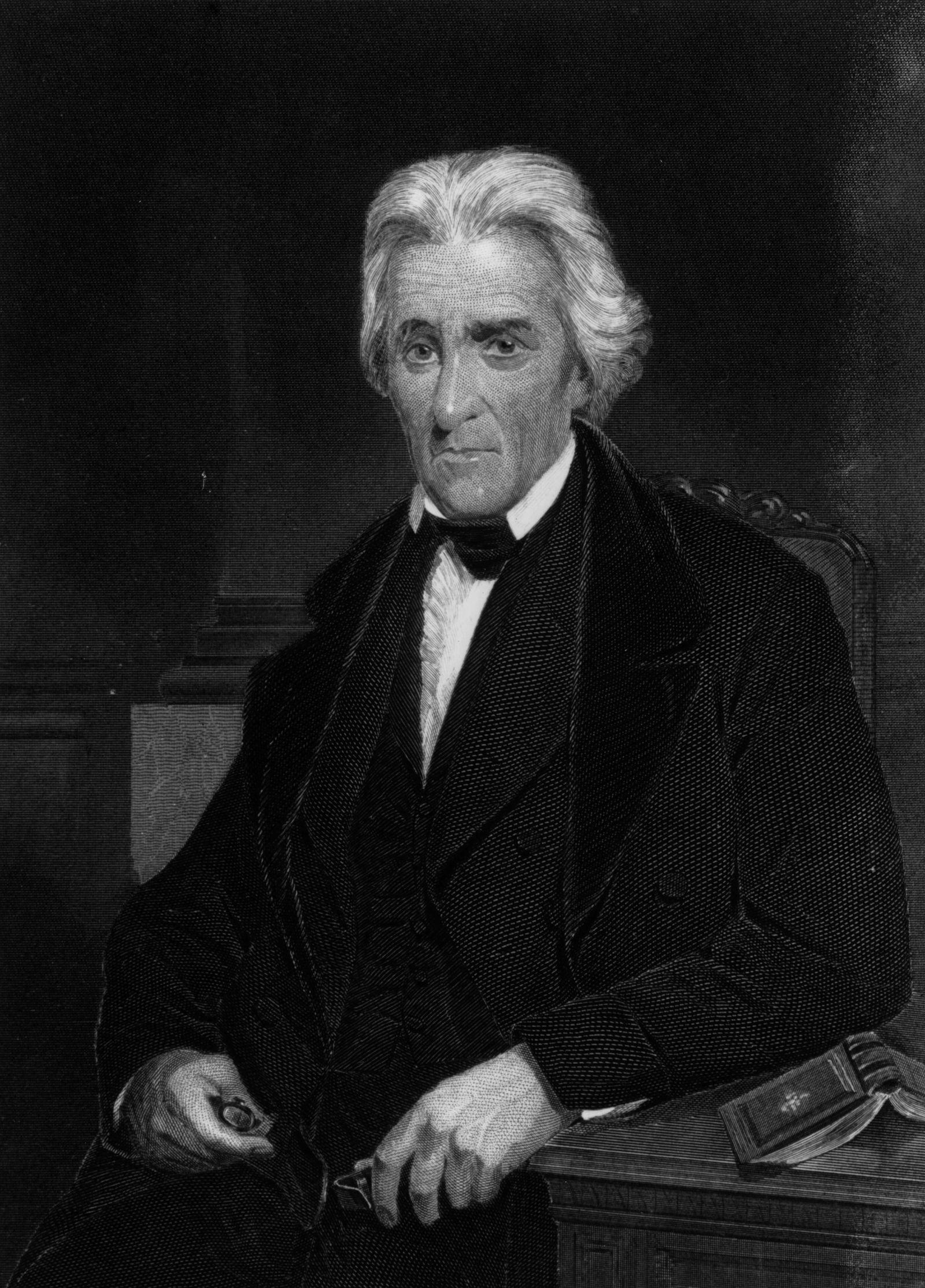 Für Flash/ 7th President Andrew Jackson