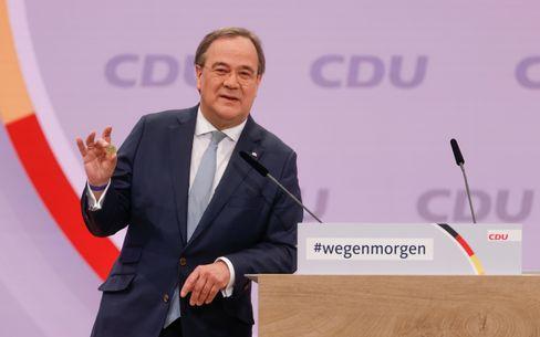 Wahlkämpfer Laschet auf dem CDU-Parteitag