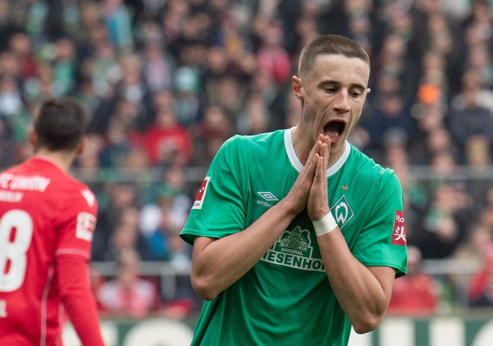 SV Werder Bremen vs FC Union Berlin, Germany - 08 Feb 2020