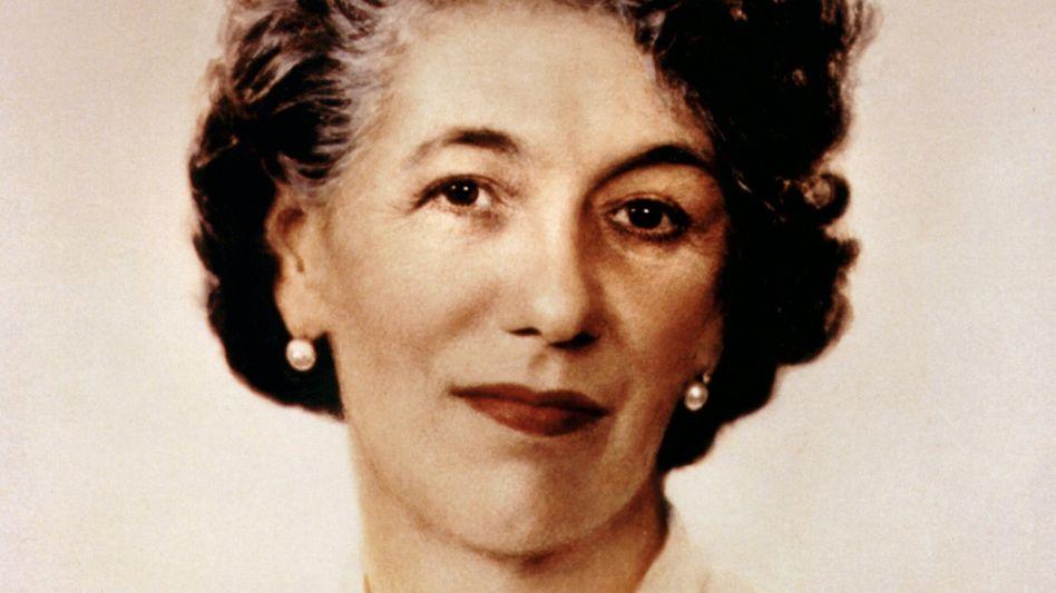 Autorin Enid Blyton (1897-1968): Schon 1960 wurde ihr ein »Hauch altmodischer Fremdenfeindlichkeit«« vorgeworfen