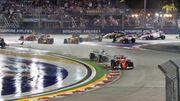 Formel-1-Programm schrumpft in sich zusammen