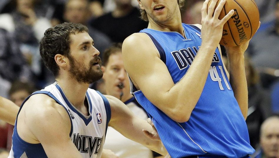 Timberwolves Gegen Mavericks