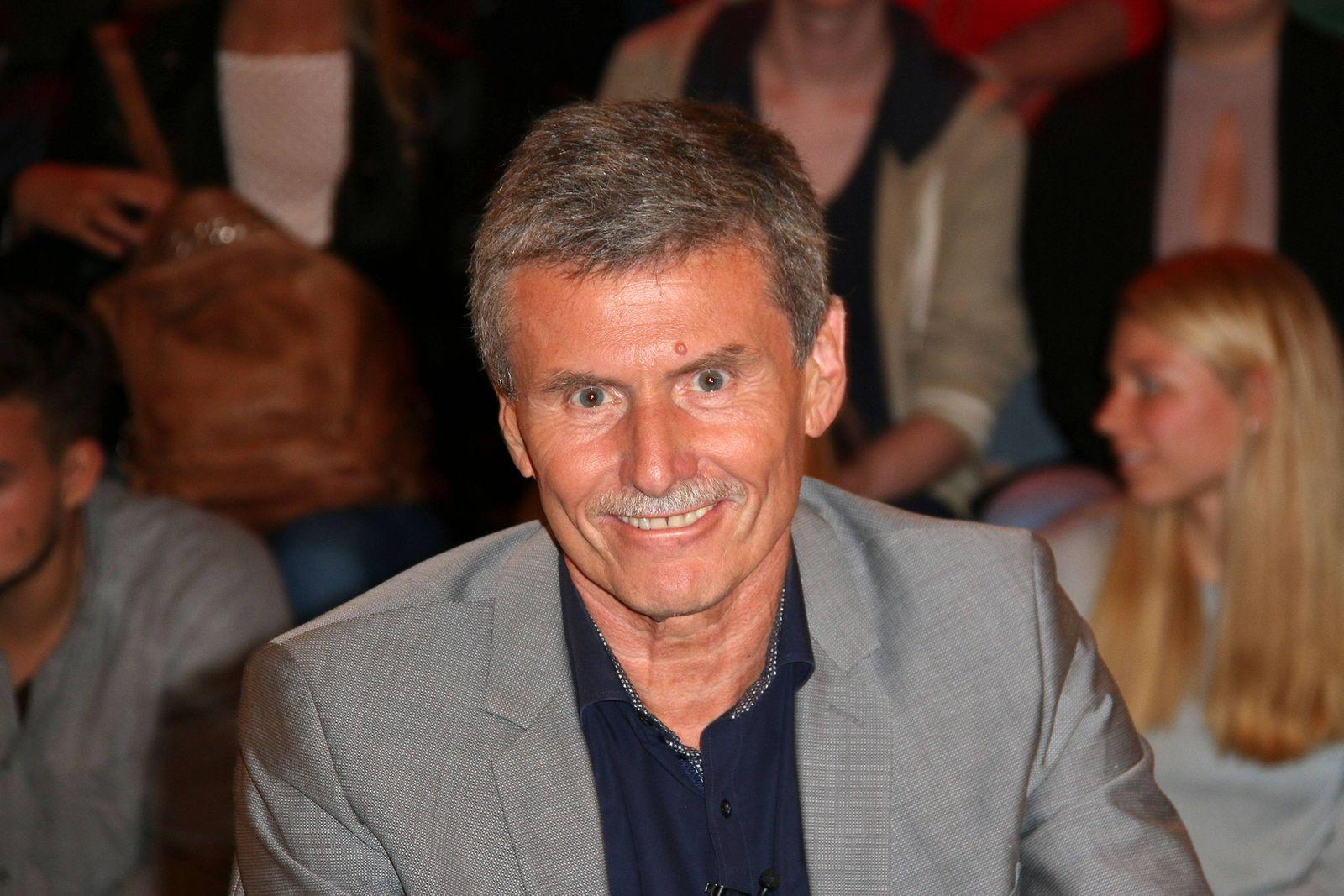 Ferdinand Dudenhöffer zu Gast in der M Lanz ZDF Talkshow am 7 06 2017 in Hamburg M Lanz ZDF Tal