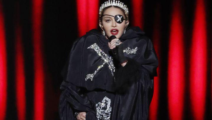 Madonna: Madame Leerstelle