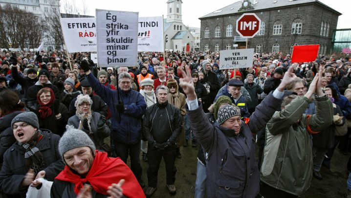 Photo Gallery: Iceland's Deeply Unpopular Payback