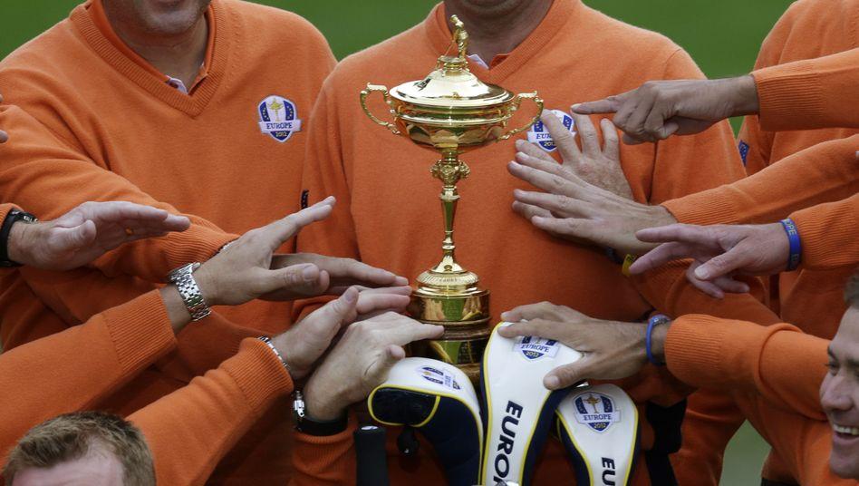 Ryder Cup: Italien ist 2022 Gastgeber