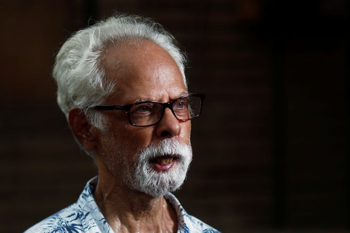 """Gopalan Balachandran: """"Ich bin halt ihr Onkel"""""""