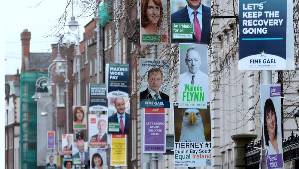 Wahlen in Irland: Kenny droht ein Denkzettel