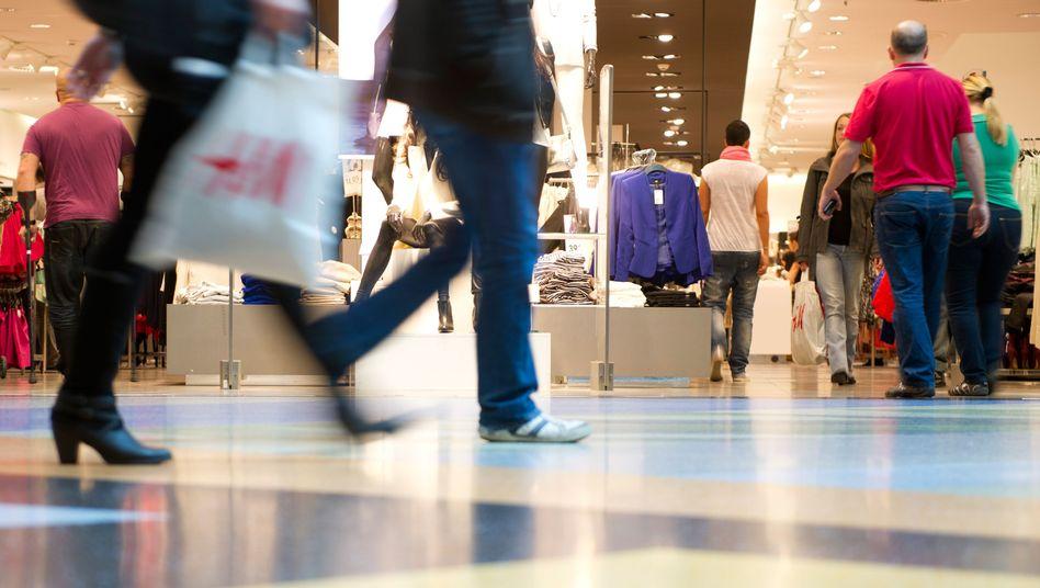 Einkaufszentrum Alexa in Berlin: Das Ende des sparsamen Deutschen?