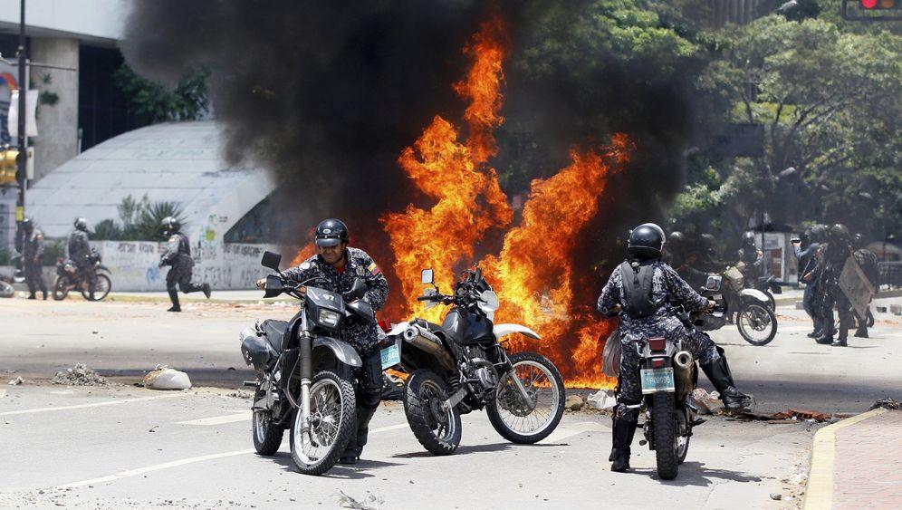 Venezuela: Gewaltausschreitungen überschatten Wahl