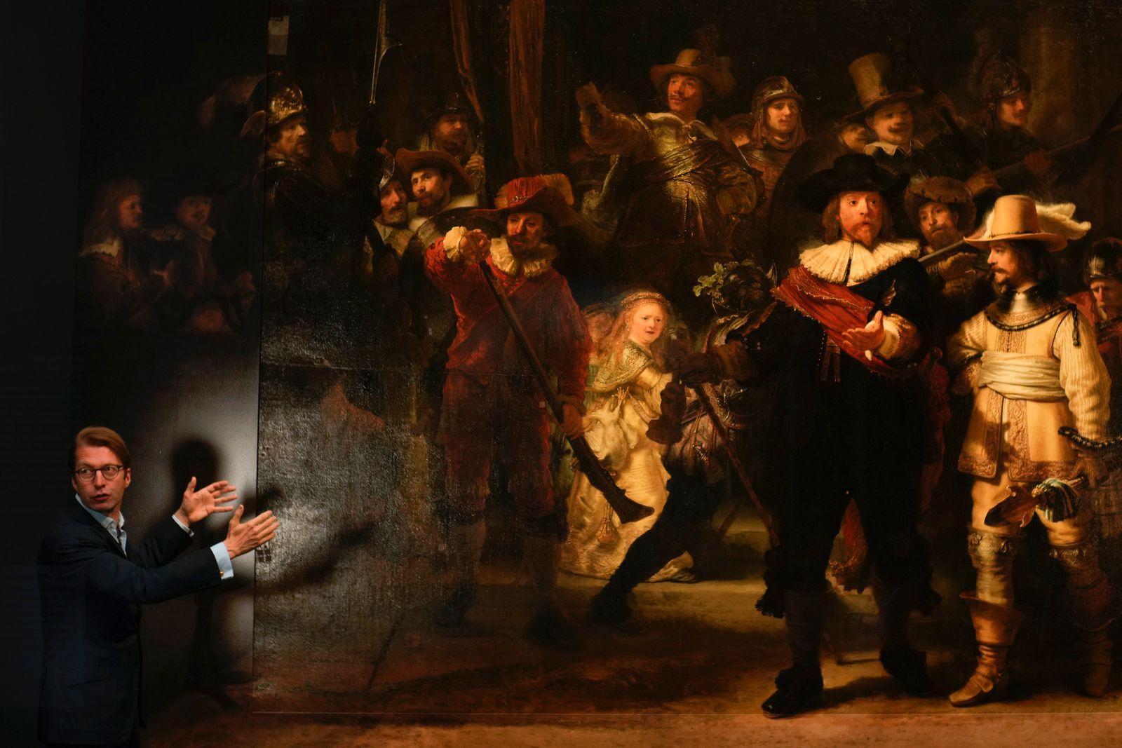 Rembrandts «Nachtwache»