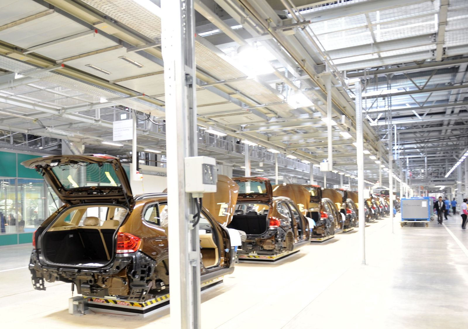 BMW / Shenyang / China