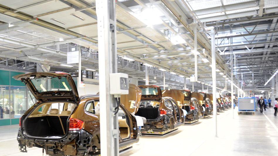 BMW-Werk in Shenyang