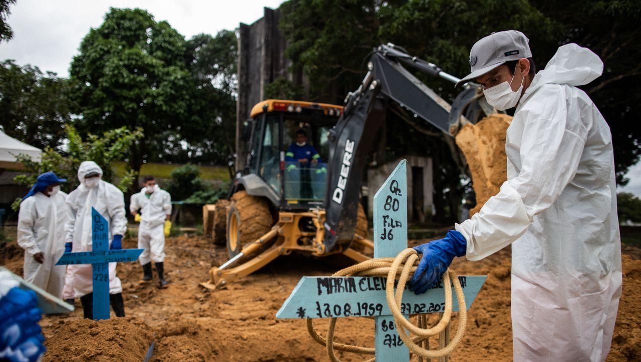 Bolsonaros Umgang mit der Corona-Pandemie: »Brasilien ist ein Open-Air-Laboratorium für das Virus« - DER SPIEGEL