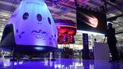 SpaceX-Kapsel dockt an der ISS an