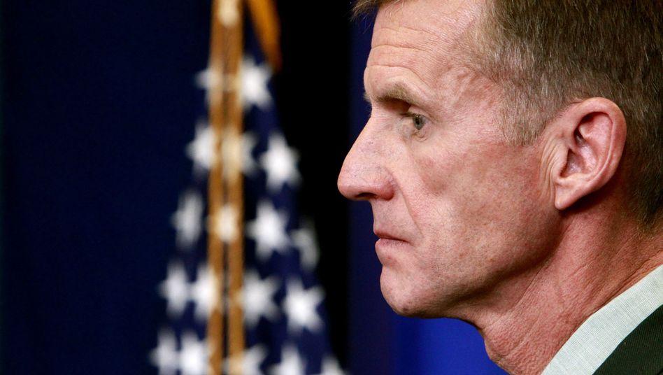 McChrystal-Entgleisungen: Schlacht um den Läster-Krieger