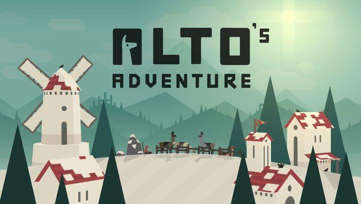 Alto's Adventure: So schick ist das Snowboard-Spiel
