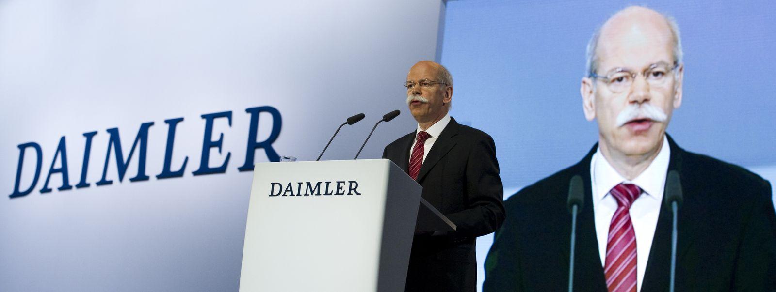 Daimler Zetsche