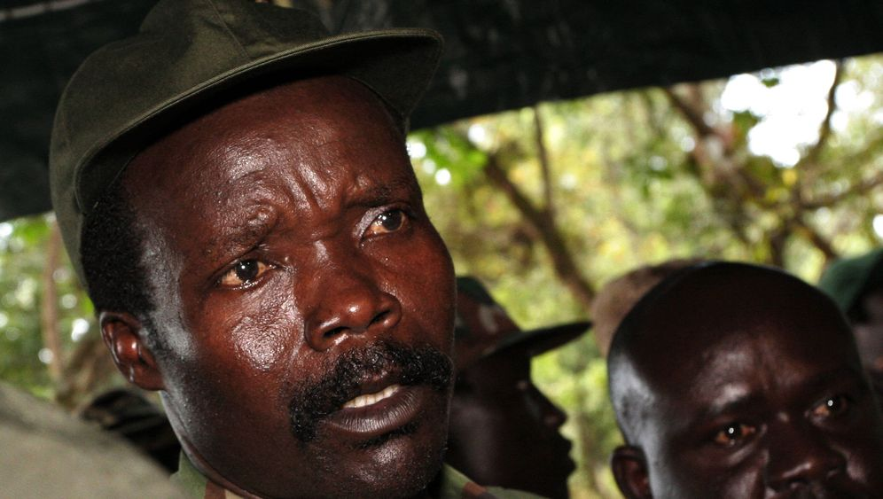Uganda: Die Jagd auf Joseph Kony