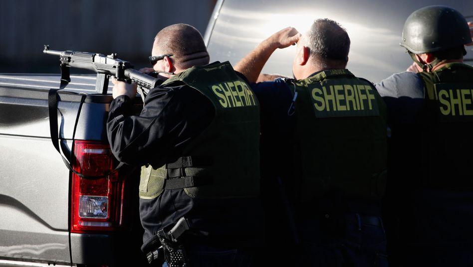 Kalifornien: FBI stuft Attentat von San Bernardino als Terrorakt ein