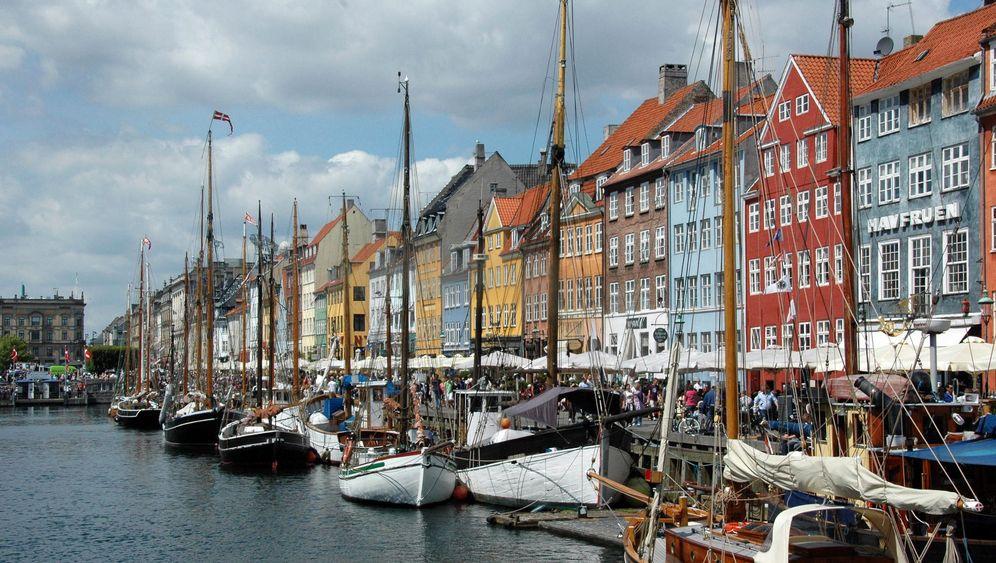 Kopenhagen mit dem Fahrrad: Per Bycykel zur Meerjungfrau