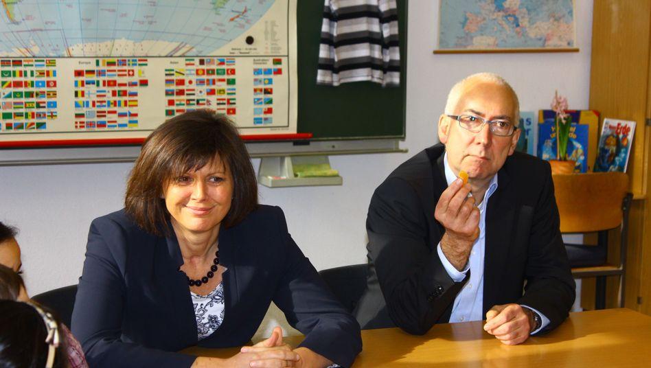 """Ministerin Aigner, vzbv-Vorstand Billen: """"Werbung hat in diesem Bündnis keinen Platz"""""""