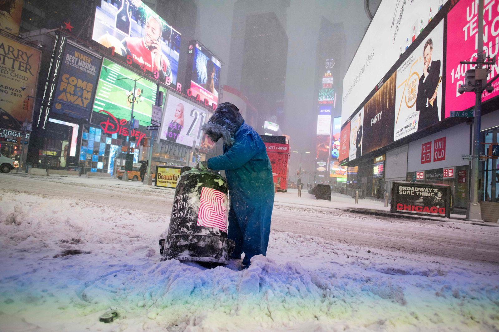 Winter USA