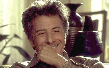 """Hat in """"Moonlight Mile"""" sonst nicht viel zu lachen: Dustin Hoffman als Ben Floss"""