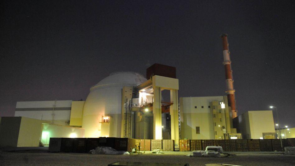 Iranische Atomanlage Buschehr: Rechner vom Stuxnet-Wurm befallen