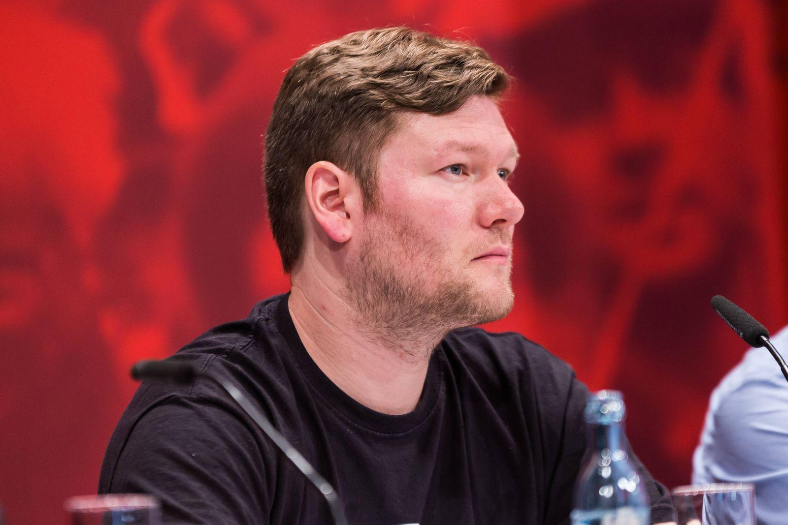 Tim Fürup Bundesgeschäftsführer und Mitglied im Bundessprecher*innenrat der Antikapitalistischen Li