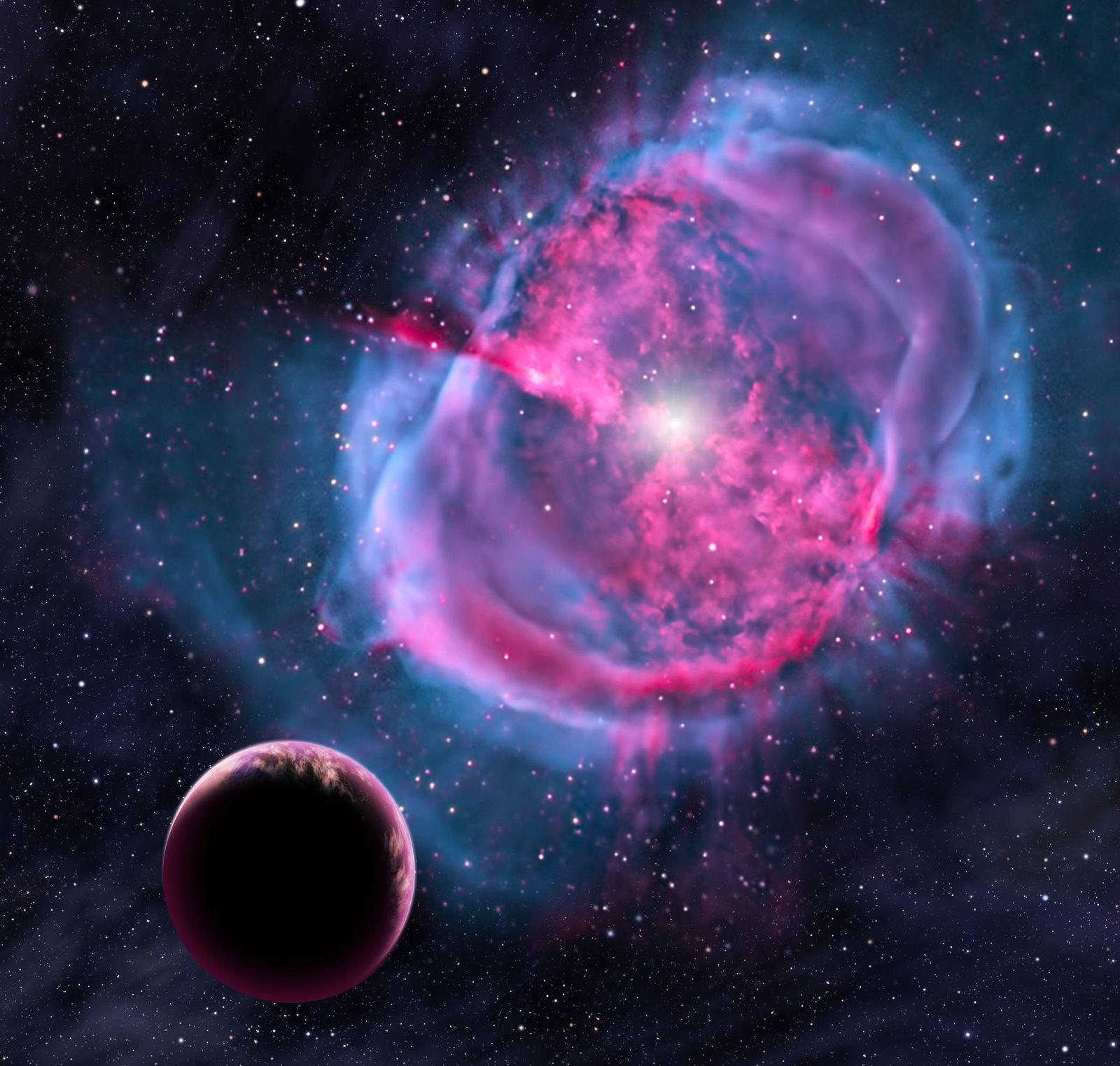 ACHTUNG SPERRFRIST 06.01.2015 um 19:15 UHR/ Erdähnlicher Planet