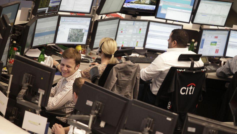 Börse in Frankfurt: Lieber selbst auf den Dax wetten?