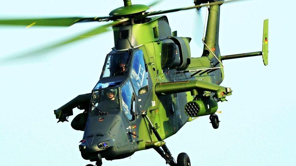 Bundeswehr-Hubschrauber »Tiger«