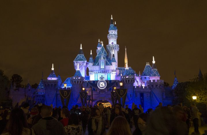 Disneyland in Anaheim: Auch Erben Walt Disneys haben den Aufruf unterzeichnet