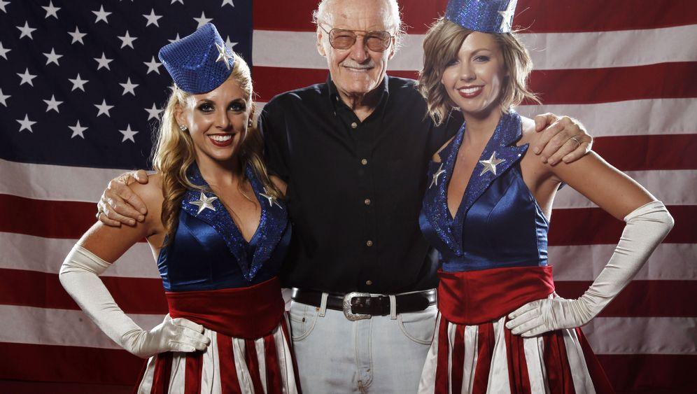 Stan Lees 90. Geburtstag: Super, Mann!