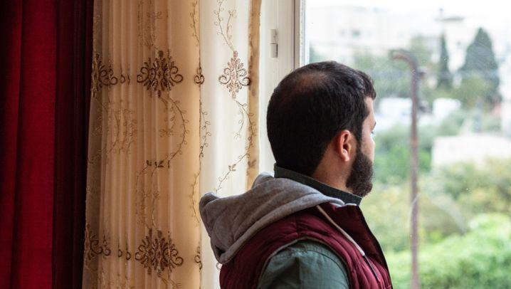"""Syrische Flüchtlinge: """"Ich habe es für meine Familie getan"""""""