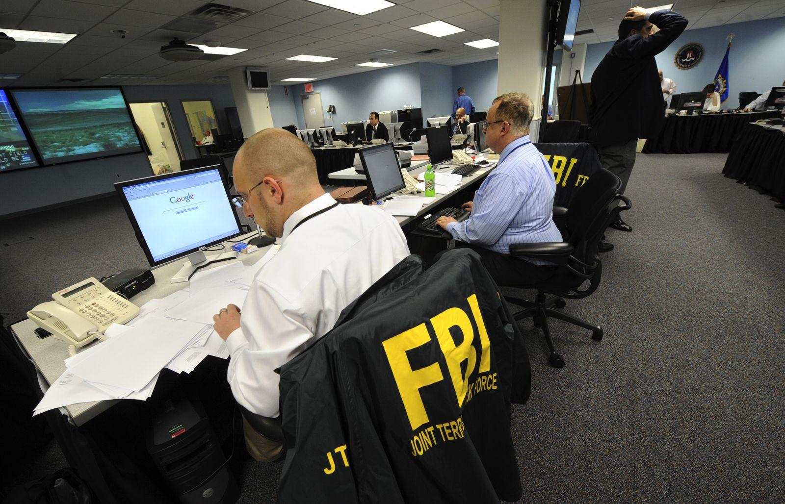 FBI Computer