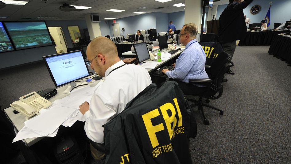 FBI-Mitarbeiter: Überwachung ausgeweitet
