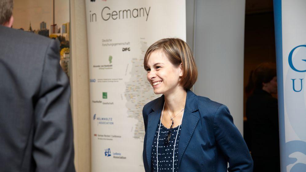 Anti-Brain-Drain-Kampagne: Forscher, made in Germany
