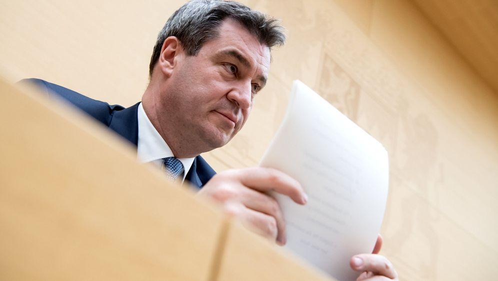 Bayerisches Kabinett: Markus Söders neue Minister